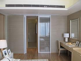 現代簡約臥室收納裝修效果展示