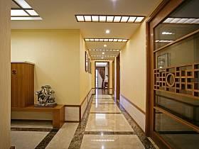 中式走廊设计案例展示