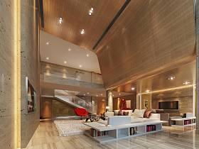 现代简约后现代客厅案例展示