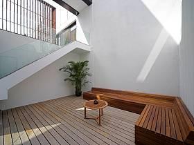 现代简约楼梯设计图