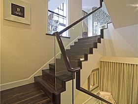现代简约新古典楼梯装修效果展示