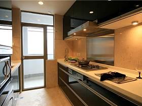 現代簡約廚房設計案例展示