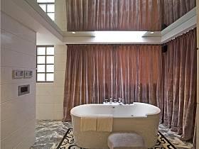 现代简约浴室淋浴房图片