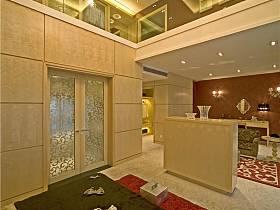 欧式新古典卧室吧台沙发设计案例
