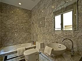 欧式简欧卫生间浴室淋浴房设计案例