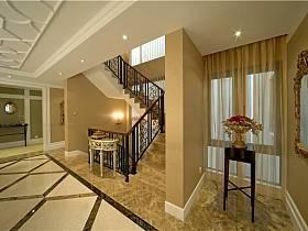 欧式走廊楼梯设计方案