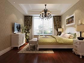 欧式卧室老人房案例展示