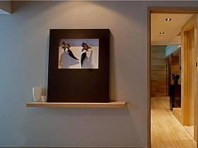 现代简约玄关玄关柜设计案例展示