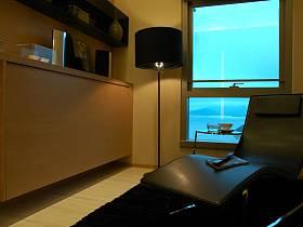現代簡約書房多功能室案例展示