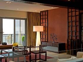 中式客廳案例展示