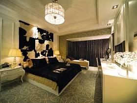 现代简约后现代卧室装修案例