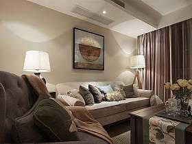 客厅沙发单人沙发案例展示