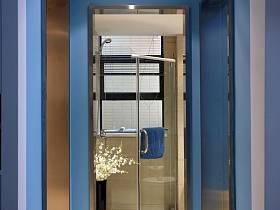現代簡約淋浴房案例展示