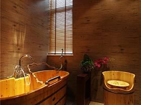東南亞浴室淋浴房案例展示