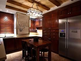 美式廚房圖片