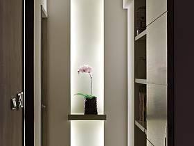 现代简约走廊过道设计方案