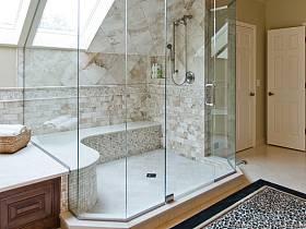 浴室淋浴房設計案例