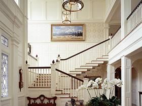 复式楼楼梯设计案例