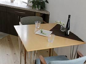 现代简约现代简约简约风格现代简约风格浪漫餐桌椅设计案例