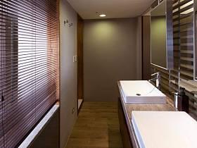 卫生间洗手盆卫浴设计案例