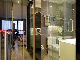 玻璃門設計方案