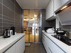 廚房移門設計案例