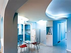 现代餐厅三居装修效果展示