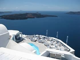 希臘奢華酒店案例展示