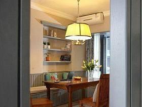 餐厅玄关玄关柜设计案例