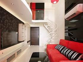 客廳樓梯裝修圖