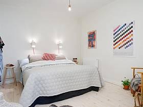 卧室台灯装修案例