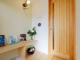 玄关植物玄关柜设计案例展示
