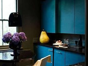 美式现代厨房装修案例