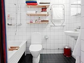 卫生间效果图