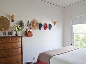 自然其他風格客廳臥室大床柜子裝修案例