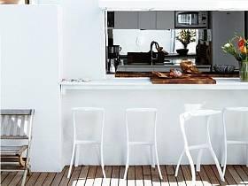清新客厅卧室餐厅厨房卫生间花园别墅案例展示