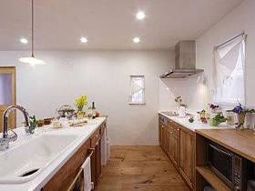 温馨浪漫厨房设计案例展示