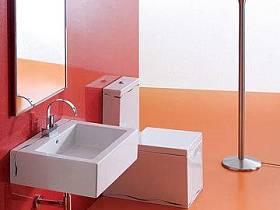 马桶卫浴装修图