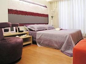 浪漫卧室装修效果展示