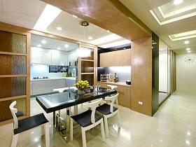 餐廳廚房餐桌射燈圖片
