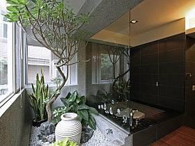 阳台饭店卫浴设计案例展示