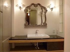 欧式奢华水晶壁灯装修案例