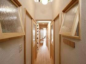 自然门窗木质地板案例展示