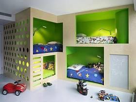 現代簡約兒童房圖片