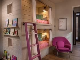 现代简约儿童房案例展示