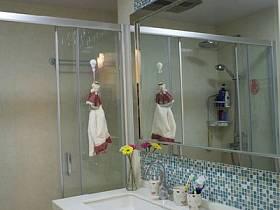清新卫生间设计案例