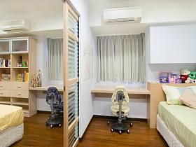卧室儿童房案例展示