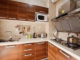 厨房柜子案例展示