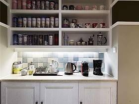 廚房柜子裝修效果展示