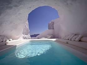 希腊豪华酒店装修案例